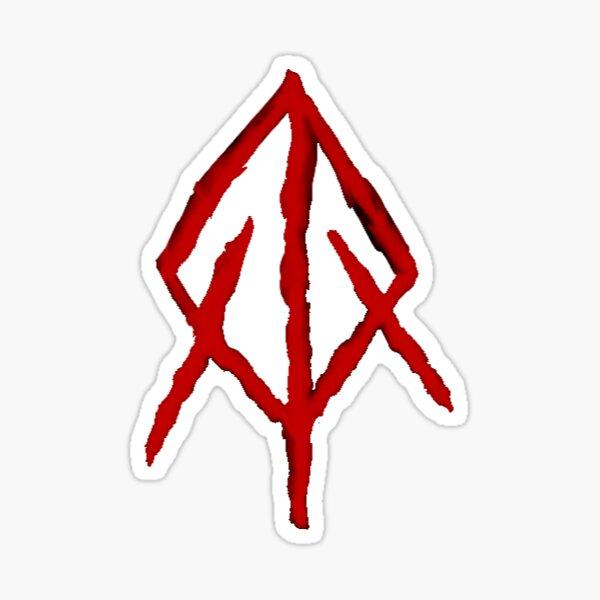 Ade symbol Sticker