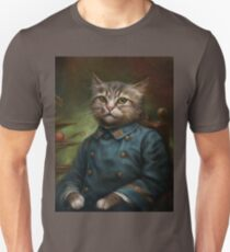 The Hermitage Court Confectioner Apprentice Cat  T-Shirt