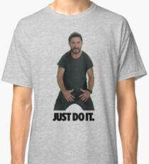 Shia LaBeouf Just Do It Classic T-Shirt