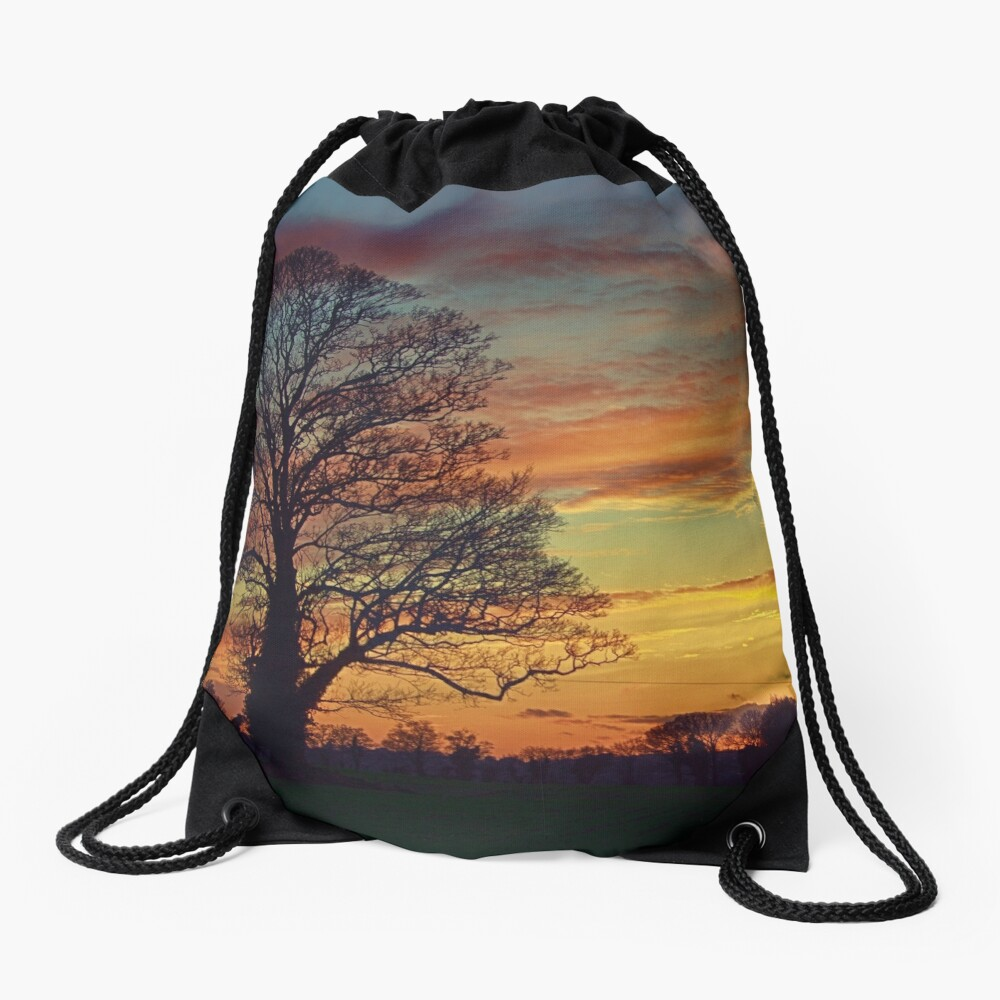 Finding Magic Drawstring Bag
