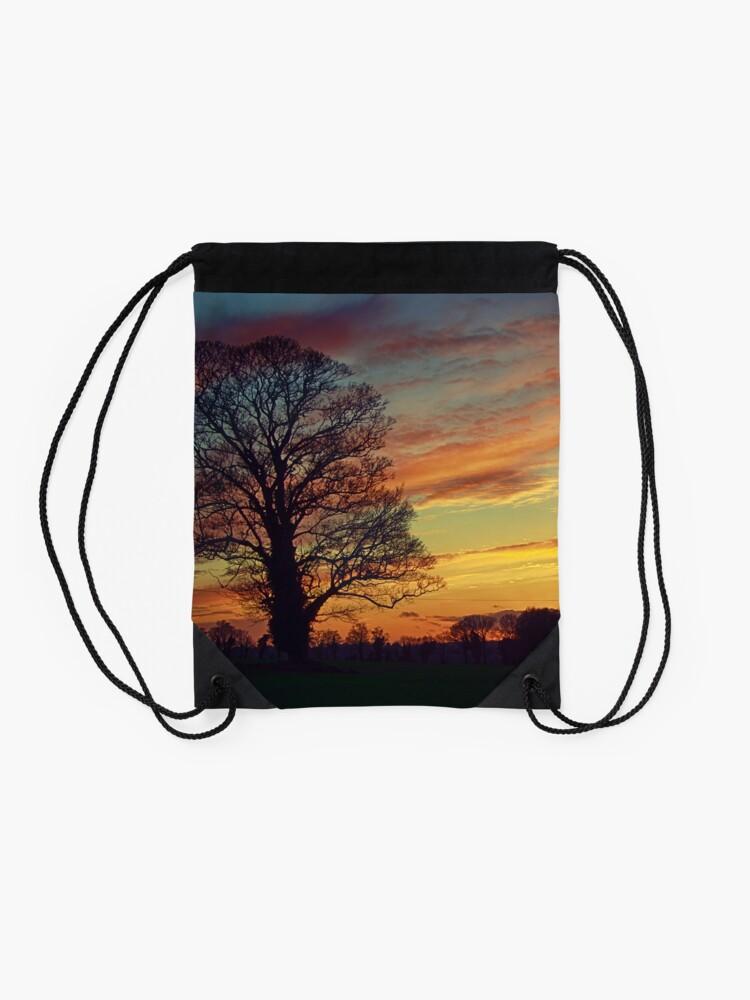 Alternate view of Finding Magic Drawstring Bag