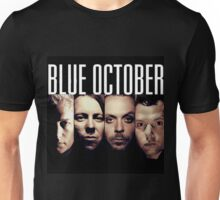 blue october Unisex T-Shirt