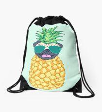 Ananas Mops Turnbeutel