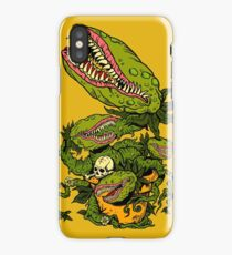 Venus Fly Trap iPhone Case