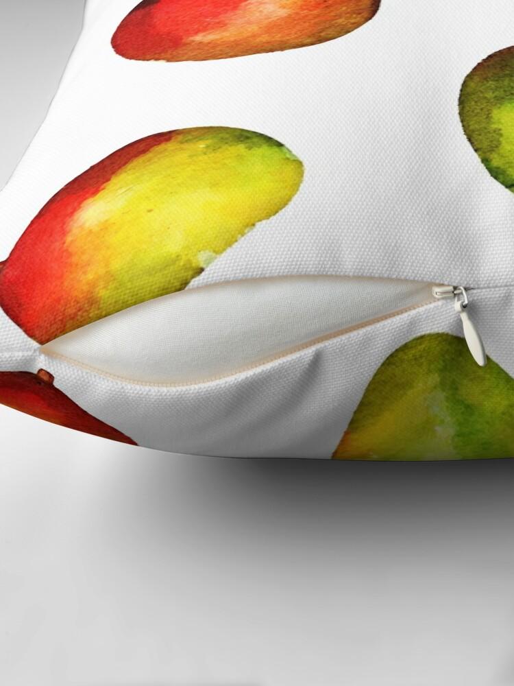 Alternative Ansicht von Mango-Muster Dekokissen