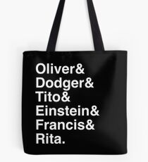 OAC White Tote Bag