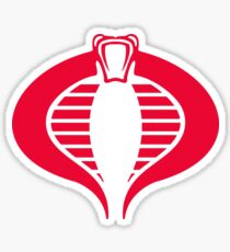 COBRA Insignia Sticker