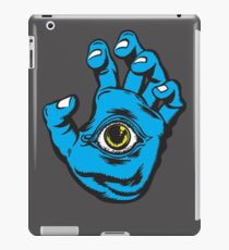 All Seeing Hand iPad Case/Skin