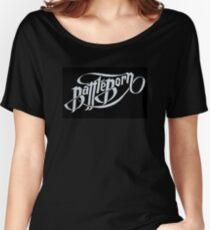 Battle Born T Shirt Women's Relaxed Fit T-Shirt