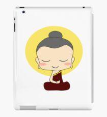 Buddhist Praying iPad Case/Skin