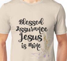 Hymn: Blessed Assurance Unisex T-Shirt