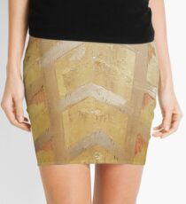 Summer Arrows Mini Skirt