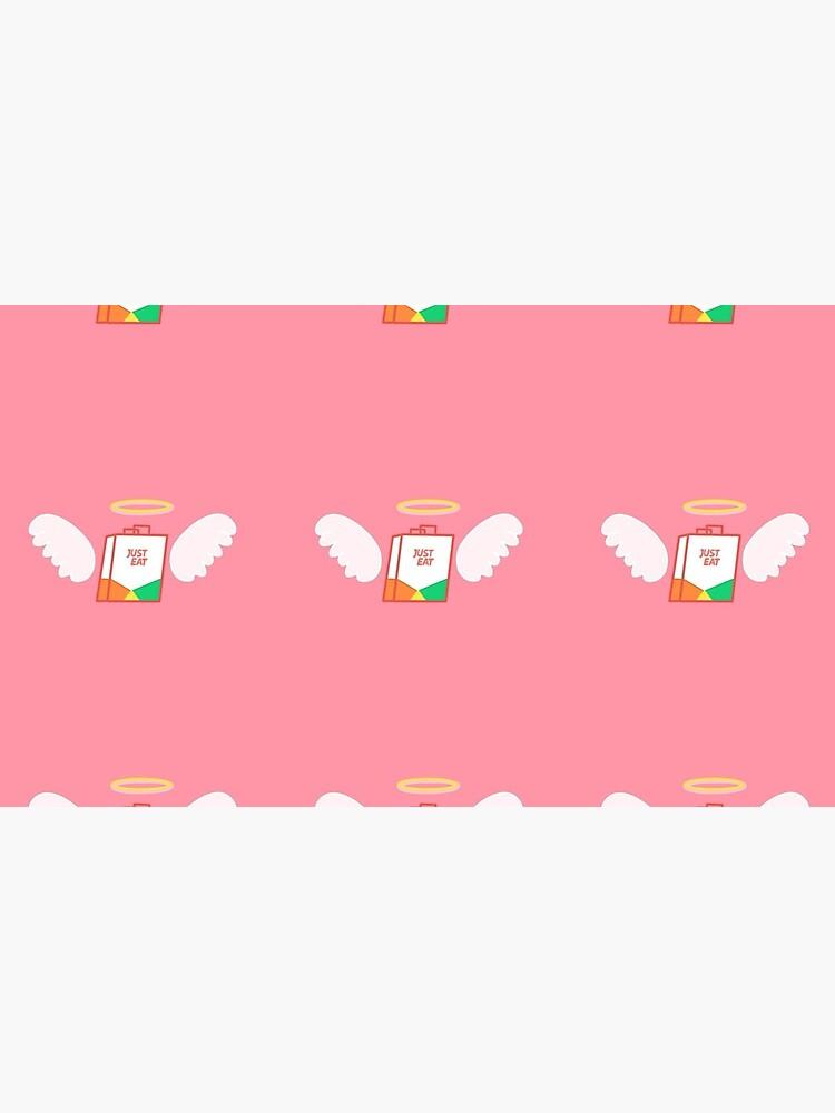 just eat angel by lourdesigns