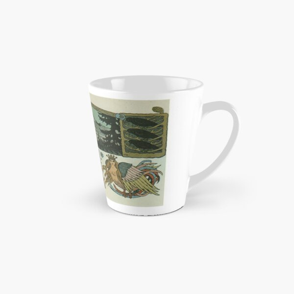 Vasilisa The Beautiful – Bilibin 1900  Tall Mug