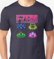 F-ZERO - SUPER NINTENDO T-Shirt