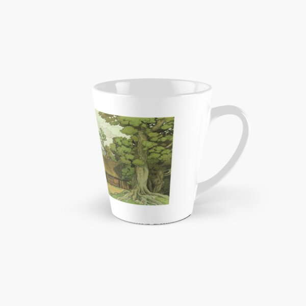River – Illustration Ivan Bilibin  Tall Mug