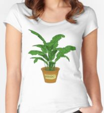 Robert PLANT Fitted Scoop T-Shirt