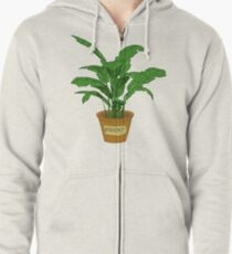 Robert PLANT Zipped Hoodie