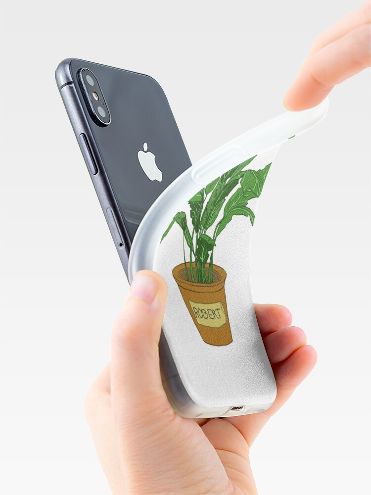 Alternate view of Robert PLANT iPhone Case & Cover