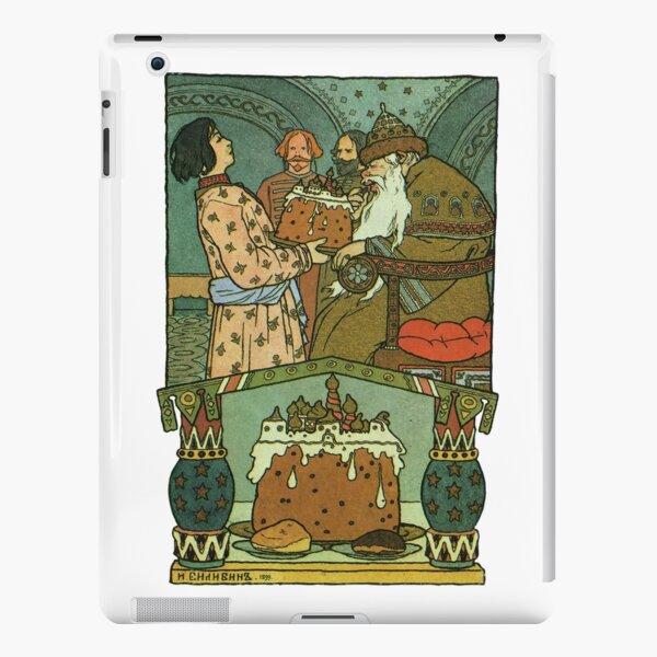 The Tsar's Son Gives His Father A Feast Cake – Bibilin 1899 iPad Snap Case