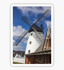 Windmill at Lytham St. Annes - England Sticker