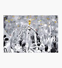 World Champions Photographic Print
