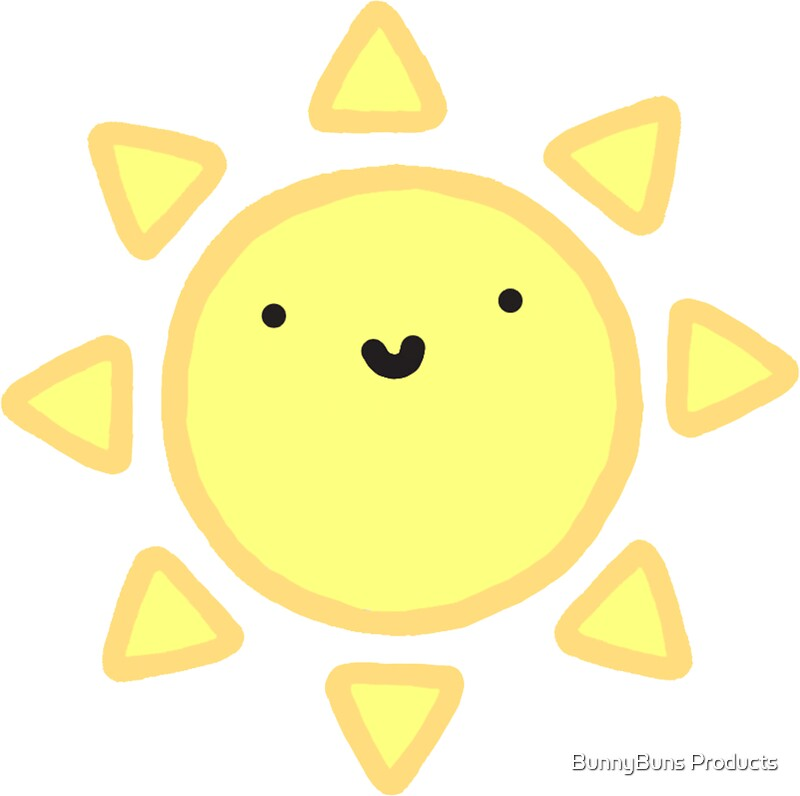 quothappy sun tumblr hipster trendyquot stickers by