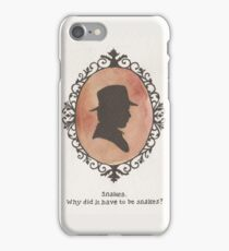 Indiana Jones Cameo iPhone Case/Skin