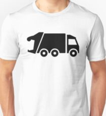 Garbage car Unisex T-Shirt