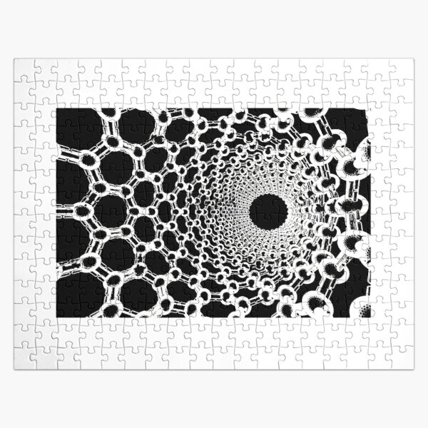 Thanks for watching science, Carbon nanotube Jigsaw Puzzle