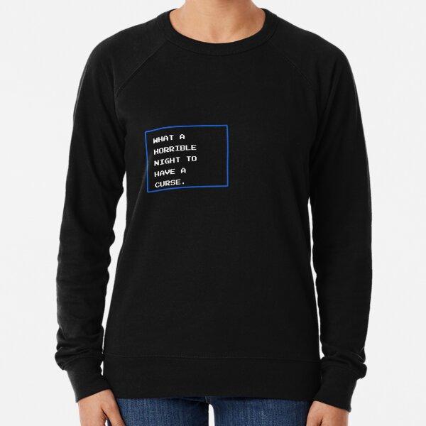 Horrible Night Lightweight Sweatshirt