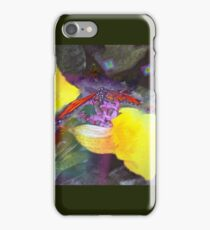 Guess who is coming to dinner? iPhone Case/Skin
