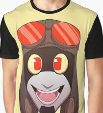 Pilot Graphic T-Shirt