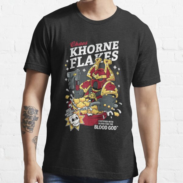 Chaos Khorne Flakes T-Shirt Essential T-Shirt