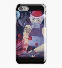 ho ho ho mother !@#$ iPhone Case/Skin