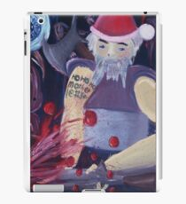 ho ho ho mother !@#$ iPad Case/Skin