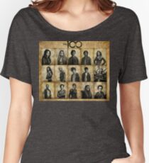 The 100 poster 2 Women's Relaxed Fit T-Shirt