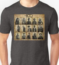 The 100 poster 2 Unisex T-Shirt