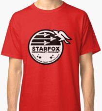 Star Fox Mercenary Patch Classic T-Shirt