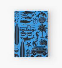Coastal Style  Hardcover Journal