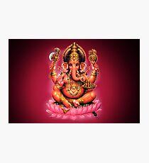 Ganesh Fotodruck