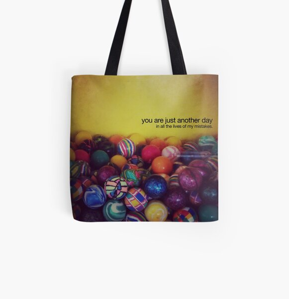 just another day All Over Print Tote Bag