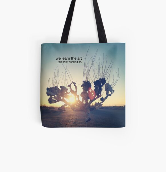 we learn All Over Print Tote Bag