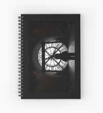 D'Orsey Museum France Spiral Notebook