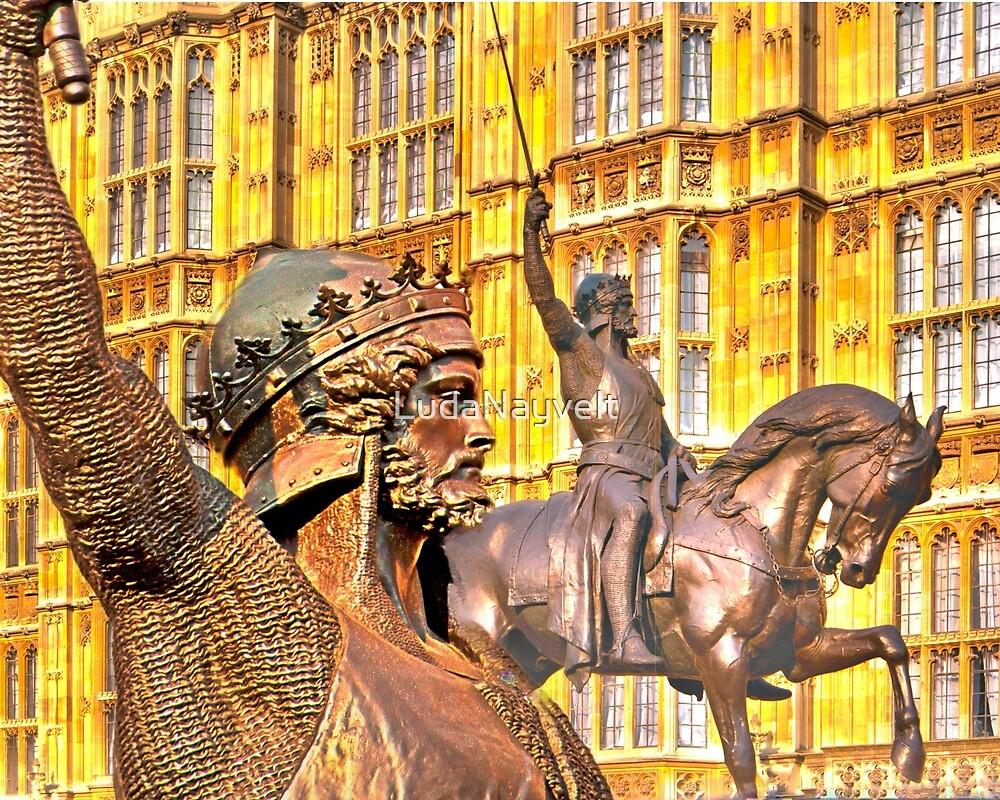 King Richard The Lion-Heart by LudaNayvelt