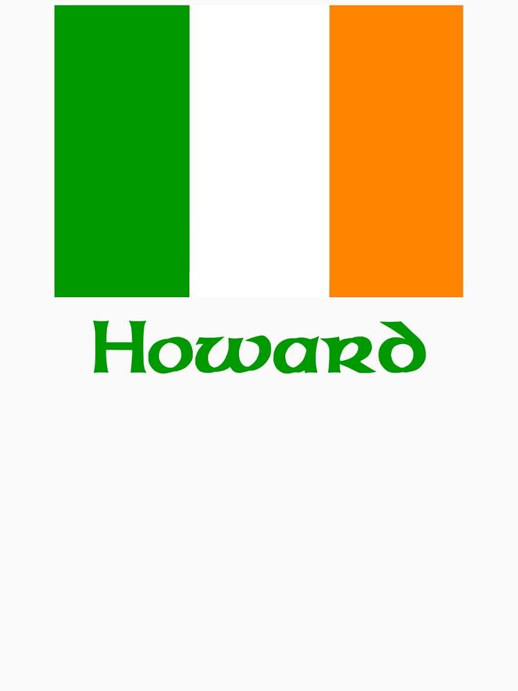 Howard Irish Flag by IrishArms