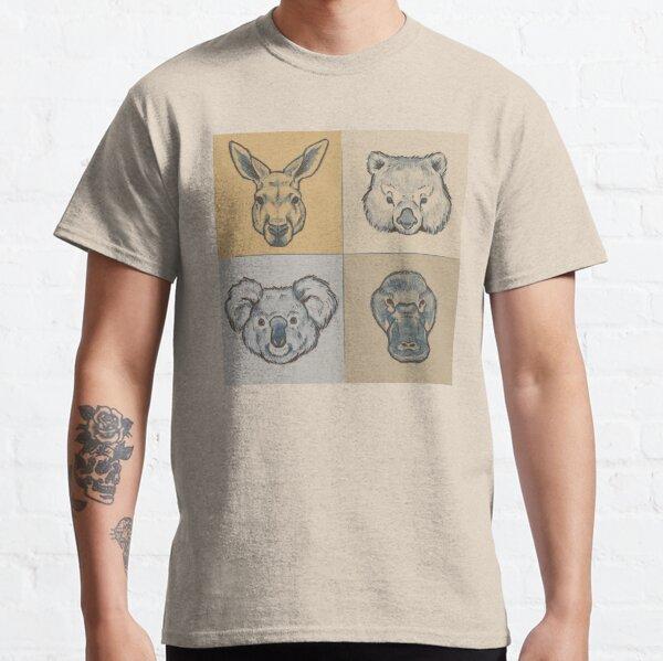 Australian Animals Classic T-Shirt