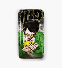 R.L. Amaro's WILDE (Graphic Novel Cover) Samsung Galaxy Case/Skin