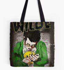 R.L. Amaro's WILDE (Graphic Novel Cover) Tote Bag