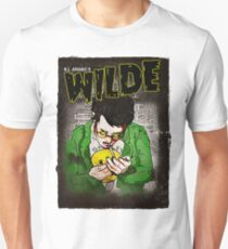 R.L. Amaro's WILDE (Graphic Novel Cover) Unisex T-Shirt